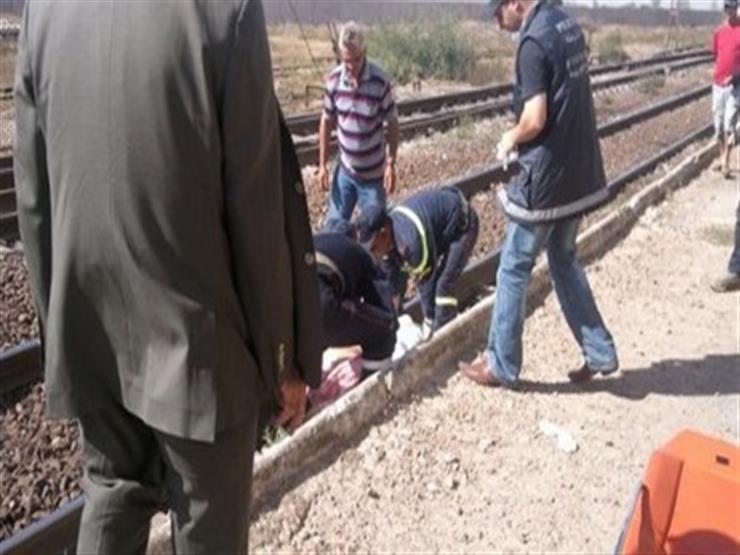 مصرع شاب سقط من قطار أثناء سيره بالحوامدية