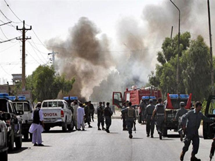 قتلى في هجوم انتحاري قرب ملعب كريكت في كابول