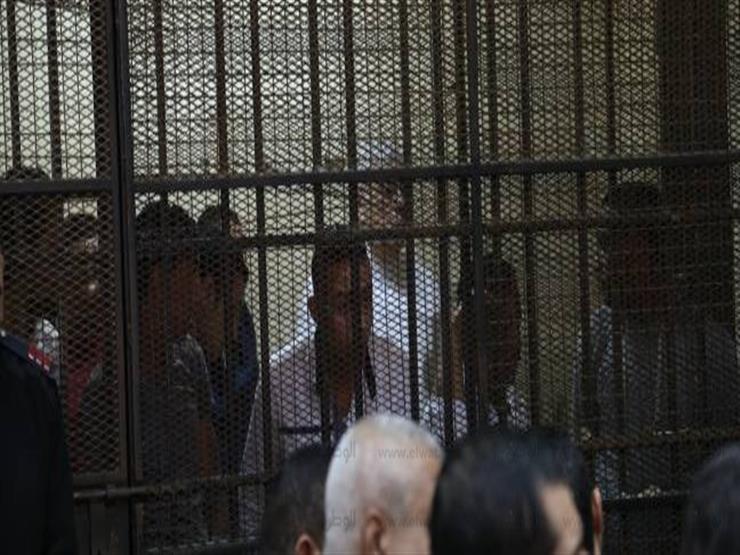 27 سبتمبر.. الحكم على 10 متهمين في