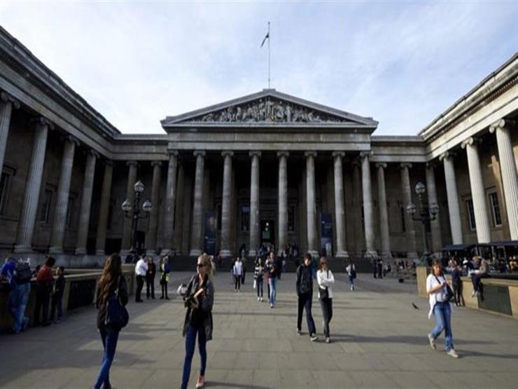 """المتحف البريطاني يعتذر عن تغريدة """"عنصرية"""" لمشرفة به"""