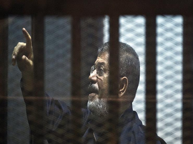 """النقض تؤيد معاقبة محمد مرسي بالسجن المؤبد في قضية """"التخابر مع قطر"""""""