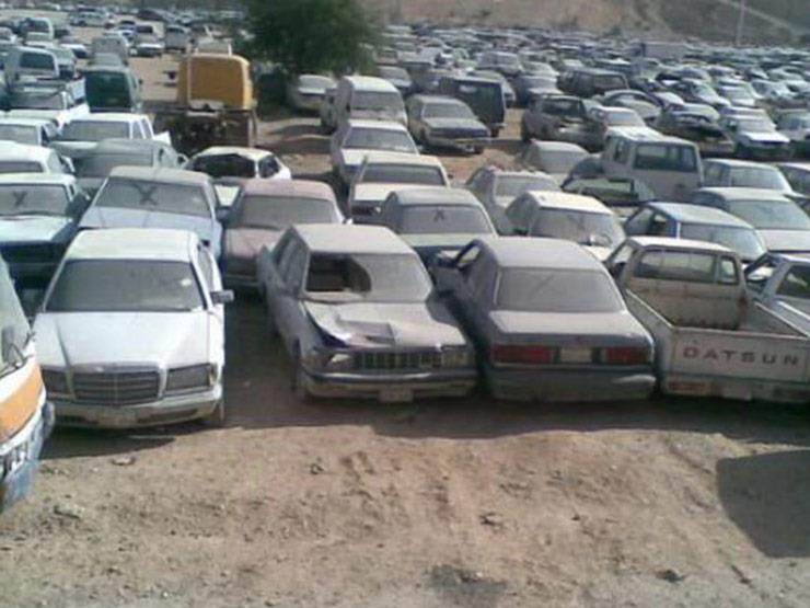 ننشر أنواع السيارات المعروضة للبيع في  مزاد الثلاثاء  بجمارك...مصراوى