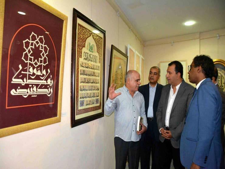 فتح باب المشاركة في الدورة الخامسة لملتقى القاهرة الدولي للخط العربي
