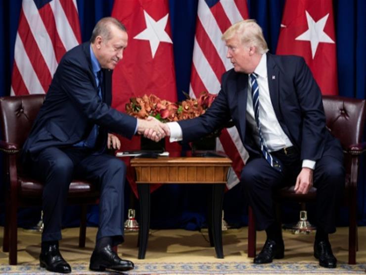 ترامب وأردوغان يتفقان على تنفيذ الانسحاب الأمريكي من سوريا
