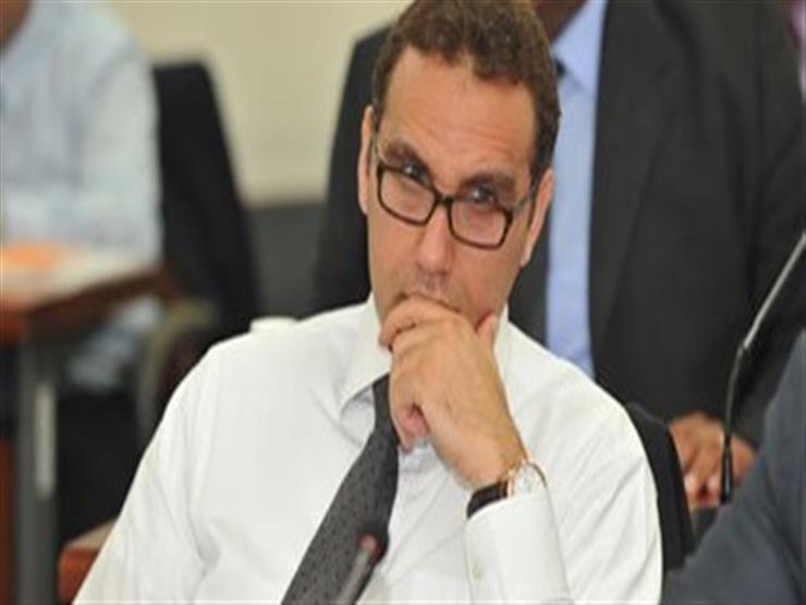 من هو المستشار خالد النشار نائب رئيس هيئة الرقابة المالية ال...مصراوى