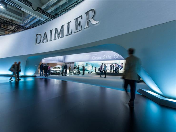 دايملر لصناعة السيارات تعلن استحواذها