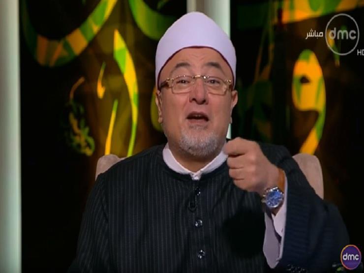 """خالد الجندي: """"متزعلش أوي على المعصية طالما ليها كفارة تفتحلك باب للجنة"""" -فيديو"""