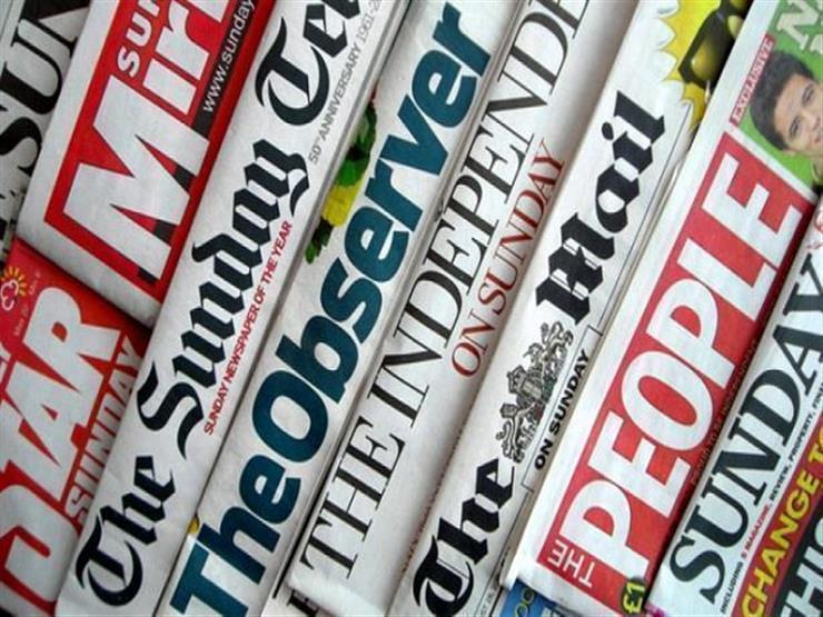 أبرز عناوين الصحف العالمية...مصراوى