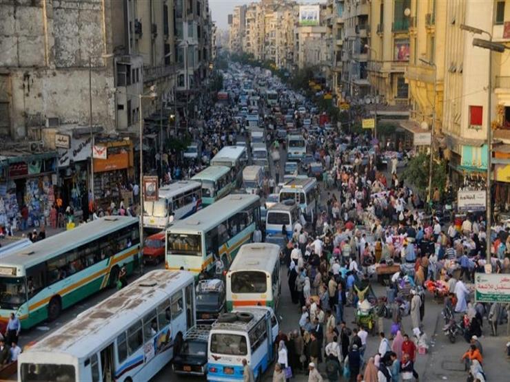 """""""التعبئة والإحصاء"""": عدد سكان مصر في الداخل والخارج 104 ملايين نسمة"""