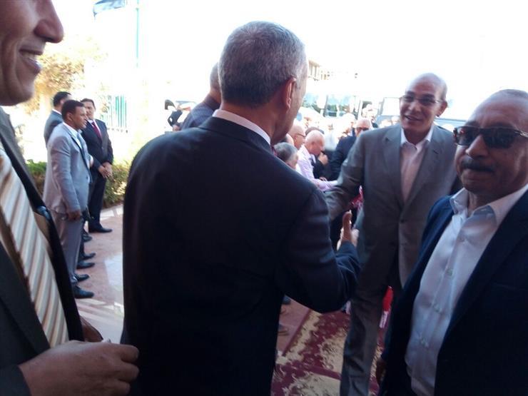 البنا  و عبد العاطي  ووزيرة الري بجنوب السودان يشاركون في ا...مصراوى