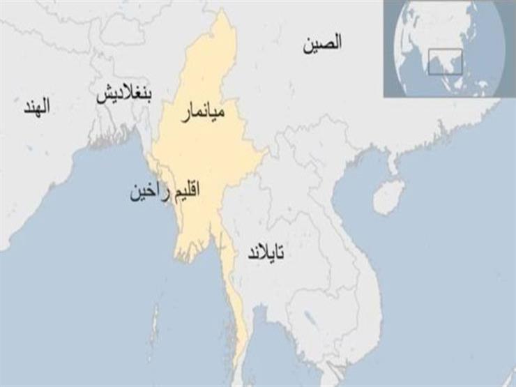 ميانمار البلد الذي يضطهد الروهينجا وغيرهم من الأقليات