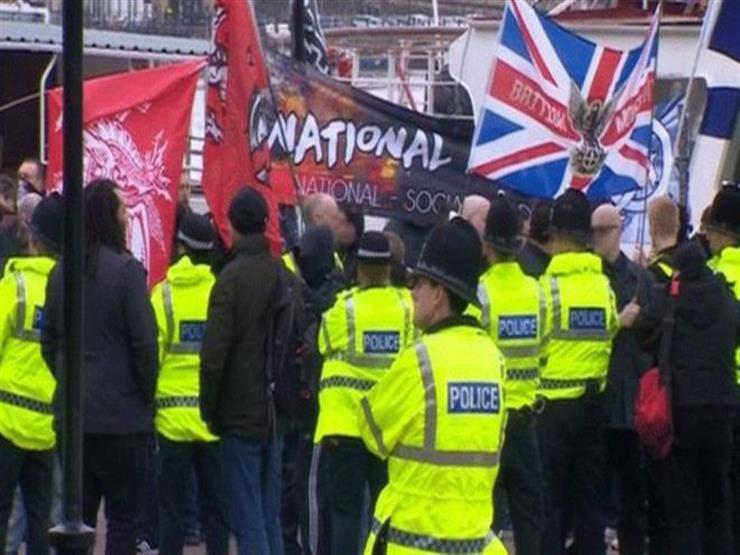 اعتقال 4 عسكريين في بريطانيا للاشتباه في انتمائهم للنازيين الجدد