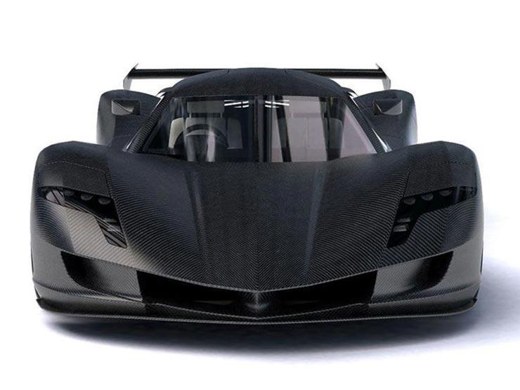أسرع سيارة العالم
