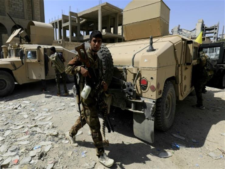 معركة الرقة .. قوات سوريا الديمقراطية تتعقب بقايا  داعش ...مصراوى