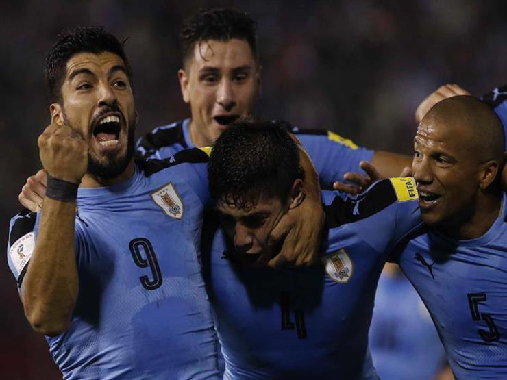 أوروجواي وبيرو يفوزان على باراجواي والإكوادور ويتقدمان خطوة نحو التأهل للمونديال