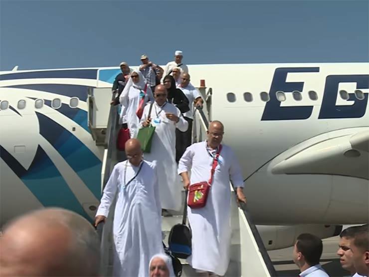 رئيس بعثة الحج: وصول 18 ألف حاج مصري للأراضي المقدسة حتى الآن
