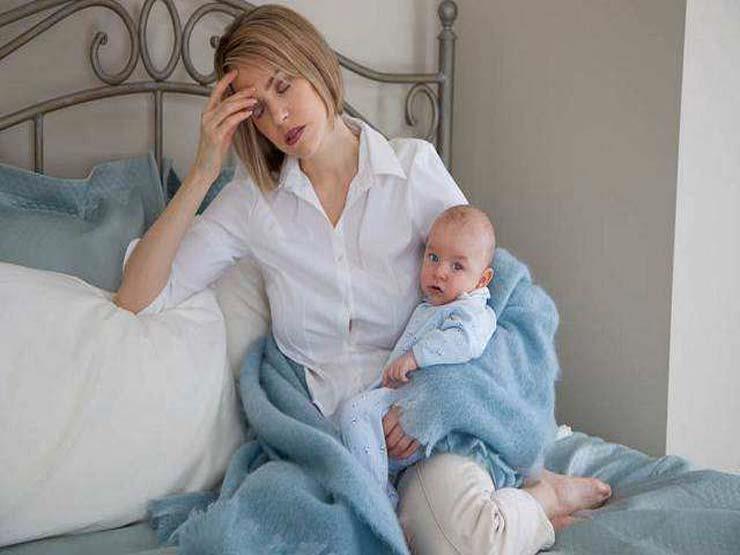 كيفية التغلب على اكتئاب ما بعد الولادة؟ دراسة تجيب