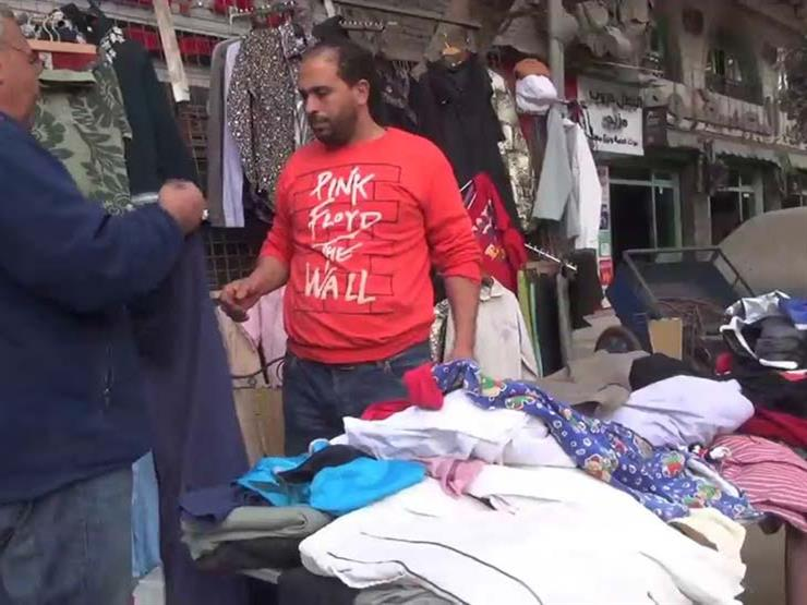 بالفيديو: بفكرة بسيطة وأجر عظيم: ملابس مجانية في المطرية