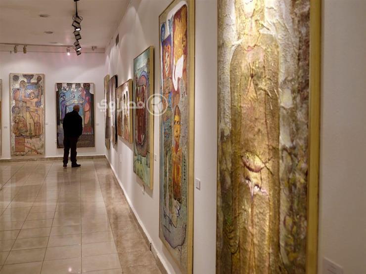 """عماد أبو جرين ورشا الجمال يعلقان على معرض """"فانتازيا الصعيد"""""""