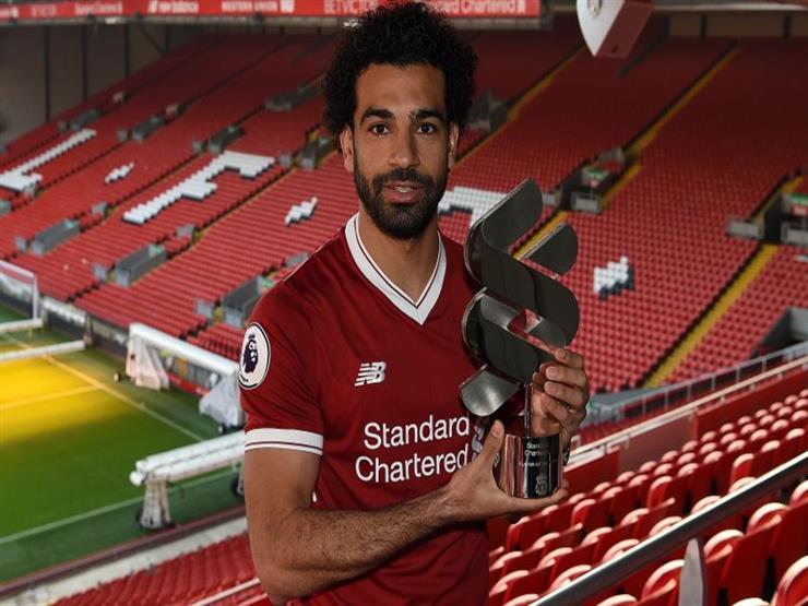 رسمياً.. صلاح لاعب الشهر في ليفربول للمرة الرابعة