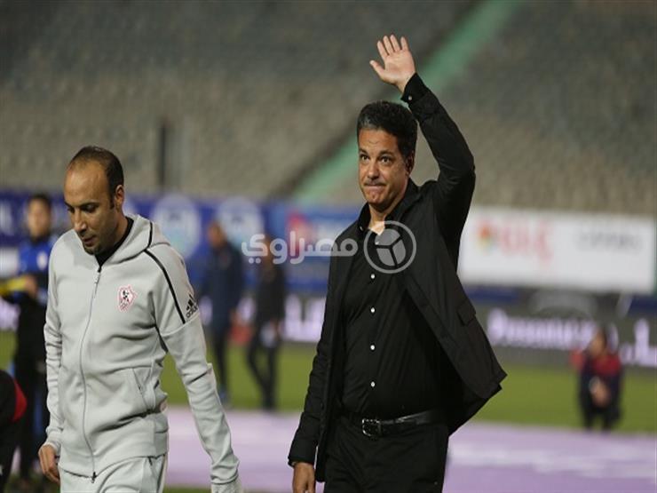 """إيهاب جلال للاعبي الزمالك: """"اللي فات مات"""".. وأريد نقاط باقي المباريات"""