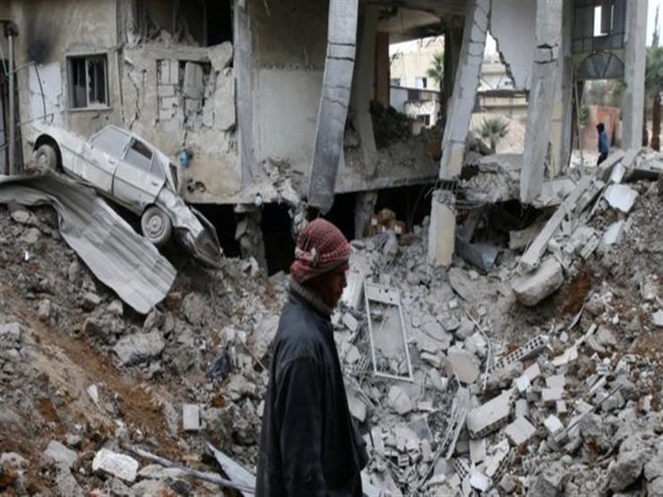 تقارير عن استخدام غاز الكلورين في هجوم على المعارضة في الغوطة الشرقية