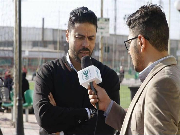 انتقاد حسام حسن يطيح بالمدير الرياضي للمصري