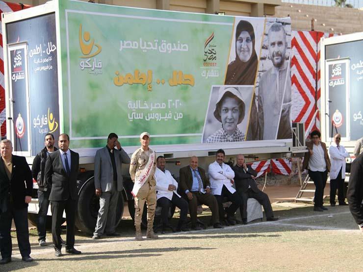 """غدا.. """"تحيا مصر"""" يعلن استكمال مشروعات عاجلة بأسوان بتكلفة 320 مليون جنيه"""