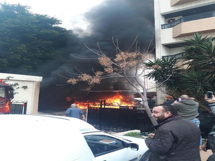 """اللقطات الأولى لانفجار صيدا لاستهداف قائد بـ""""حماس"""""""