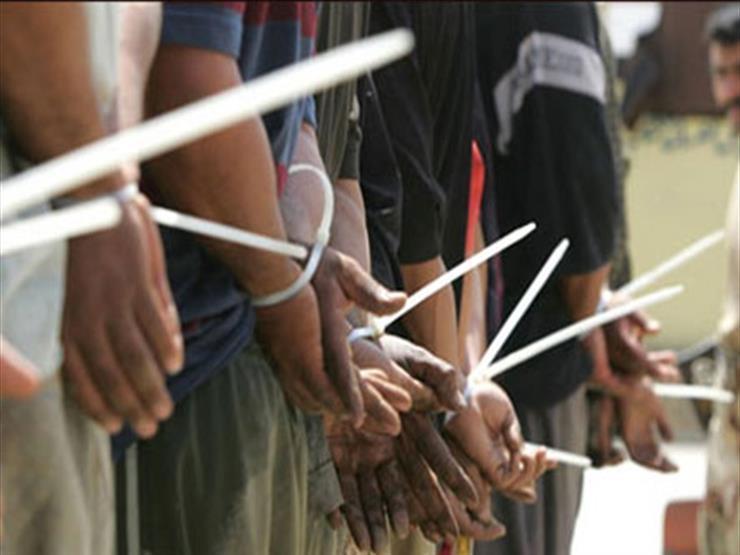 القبض على 7 عاطلين للاتجار في المخدرات بالقليوبية
