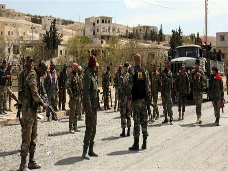 قصف ومعارك ونزوح .. هل بدأت معركة إدلب السورية؟