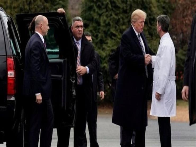 طبيب البيت الأبيض يؤكد أن صحة ترامب ممتازة