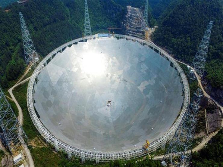 """الصين تبني أكبر """"تليسكوب"""" في العالم"""