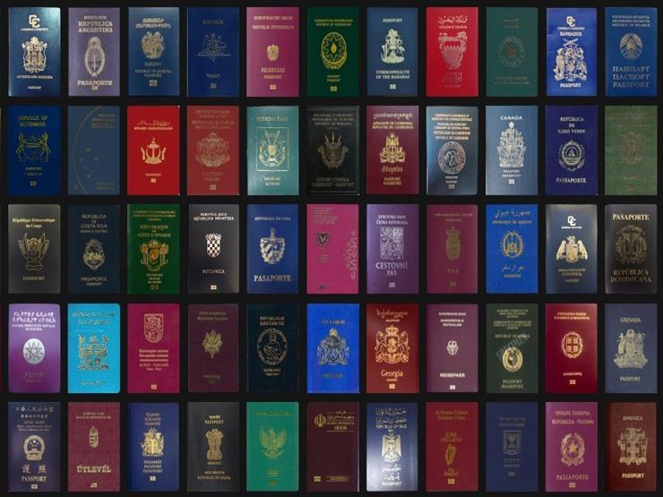 أقوى جوازات السفر في العالم لعام 2018