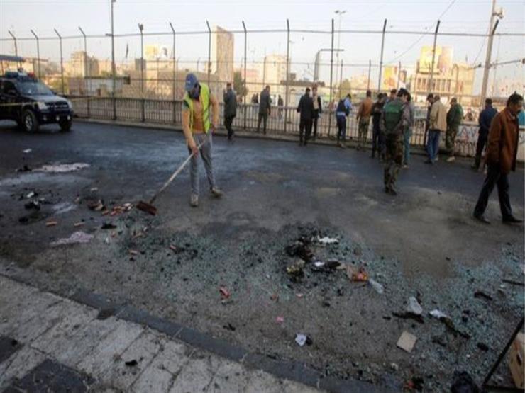 مصر تدين بأشد العبارات الهجومين الإرهابيين في بغداد