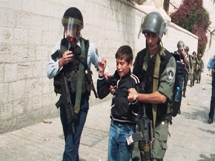 الاحتلال الإسرائيلي يعتقل 7 أطفال من حي جبل الزيتون في القدس