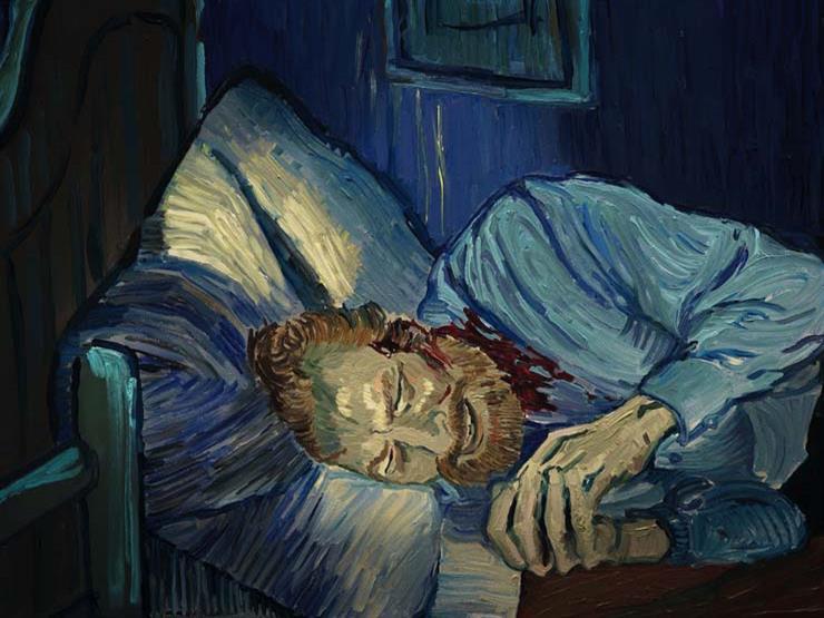 """خاص- مصراوي يحاور صُناع """"Loving Vincent"""".. مرثية لـ""""فان جوخ"""" في فيلم"""