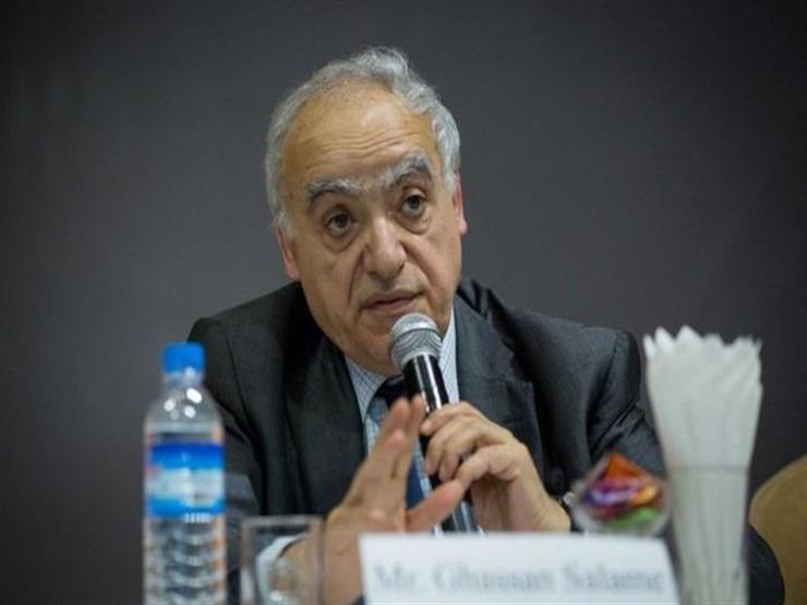 غسان سلامة يدعو إلى حظر عاجل للأسلحة في ليبيا لوقف العنف