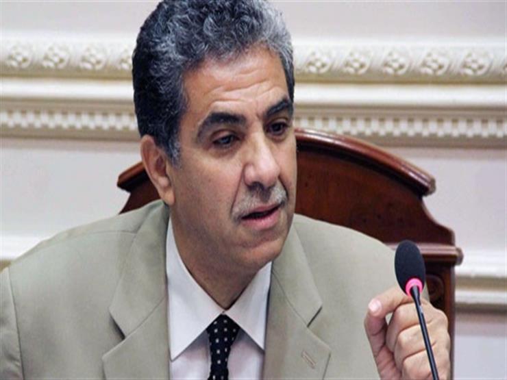 خالد فهمي يطالب بمنح الضبطية القضائية لجهاز شئون البيئة