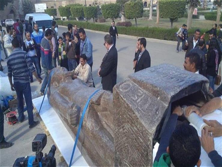 وزير الآثار يكشف تفاصيل مراسم نقل رمسيس الثاني للمتحف المصري الكبير - فيديو