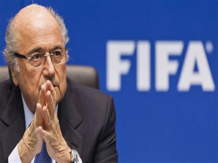 """""""قصص من داخل فيفا"""" .. بلاتر يعترف بتفاصيل الرشوة القطرية للفوز بتنظيم مونديال 2022"""