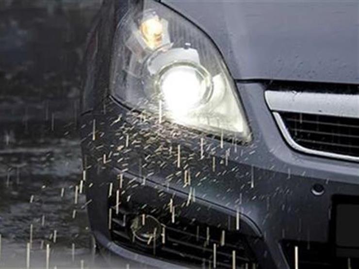 نصائح هامة لإنقاذ السيارة المتضررة من مياه الأمطار