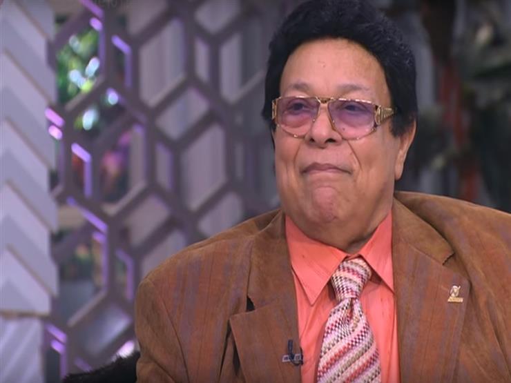 إبراهيم نصر يبكي على الهواء بسبب فيلم إكس لارجمصراوى