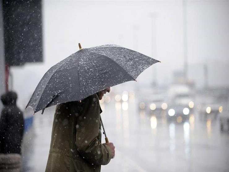 طقس السبت: شديد البرودة وأمطار والصغرى بالقاهرة 8