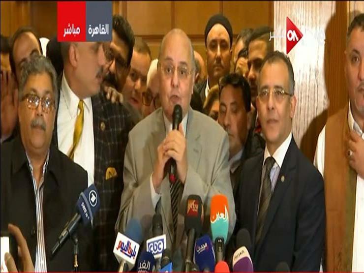 موسى مصطفى: لا أبحث عن شهرة زائفة بالترشح للرئاسة