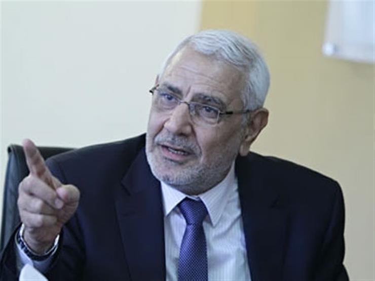"""بلاغ للنائب العام ضد """"أبو الفتوح و جنينة"""" وآخرين بتهمة التحريض ضد الدولة"""
