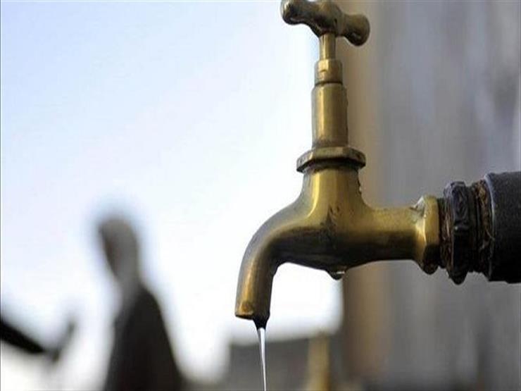 الجيزة: عودة المياه خلال ساعة في جميع المناطق المتأثرة