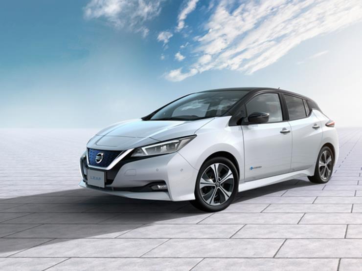 نيسان تقدم لزوار معرض CES السيارة الكهربائية الأكثر مبيعًا ب...مصراوى