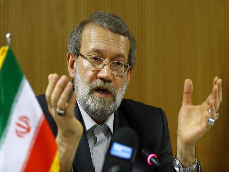 رئيس البرلمان الإيراني: أمريكا وراء الهجوم على ناقلتي النفط في خليج عمان