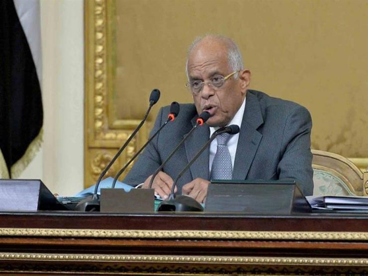 """عبدالعال يفتتح جلسة """"النواب"""" للتصويت على التعديل الوزاري"""